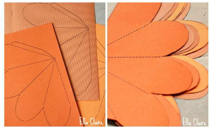 Lembrancinha de Páscoa - Caixa em forma de cenoura 02